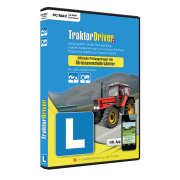 TraktorDriver Kat. F,G (CD-ROM, Software inkl. App)
