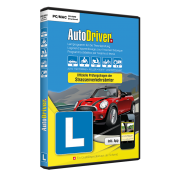 AutoDriver (CD-ROM, Software inkl. App)