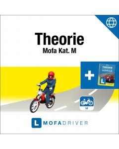 Online: MofaDriver - Theorie Kat. M (dfi) + Theorie-Buch (d)