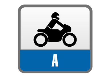 Motorradprüfung